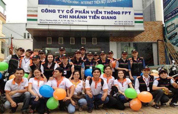 Van phong FPT Tien Giang