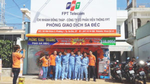 Van phong FPT Dong Thap