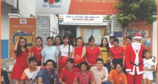 Van phong FPT Vĩnh Long