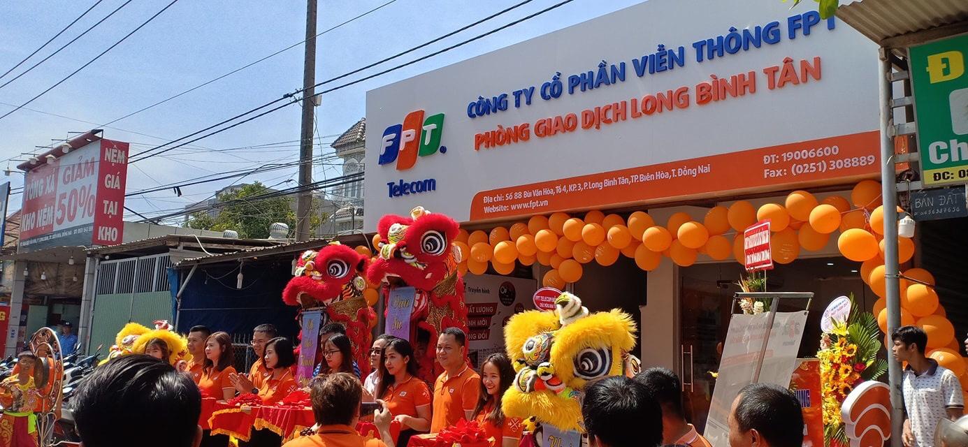 FPT Long Bình Tân