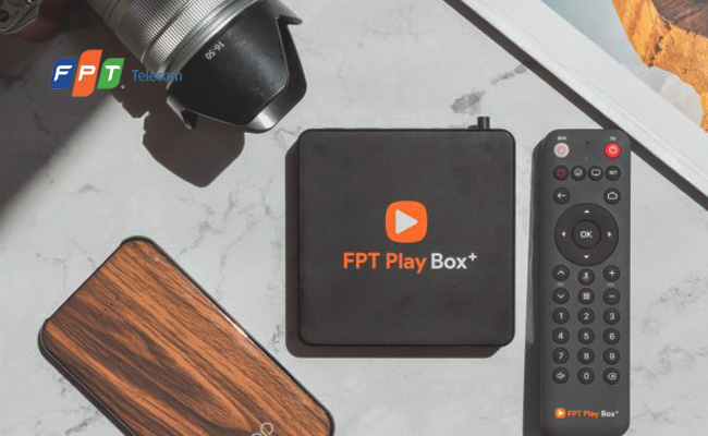 REMOTE VOICE FPT PLAY BOX