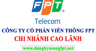 FPT CAO LANH