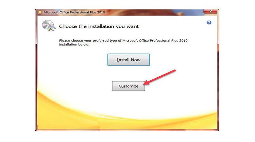 Microsoft Office 2010 1